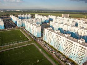 Микрорайон Чистая слобода в Новосибирске, застройщик ДСК КПД-Газстрой